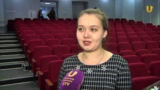 UTV. В Уфе молодые ученые получили по 90 тысяч рублей
