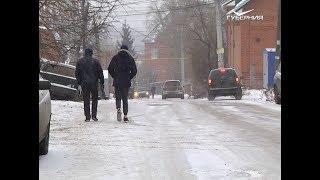 Самарские студенты пожаловались на опасный путь до вуза