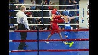 "Турнир по боксу ""Открытый ринг"""