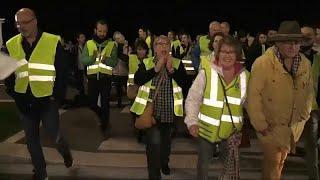 """""""Желтые жилеты"""" готовы к протесту"""