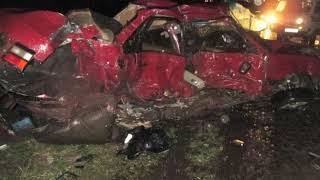 В страшной аварии на трассе М-8 погиб водитель