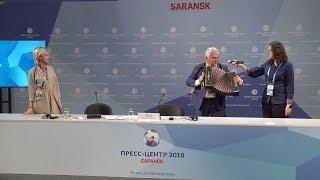 Мэр Саранска занял шестое место в рейтинге руководителей столиц