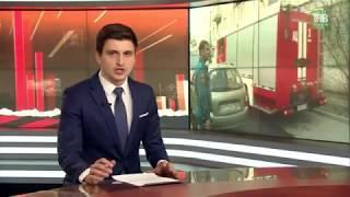 Один человек погиб в результате пожара, произошедшего на улице Восстания - ТНВ