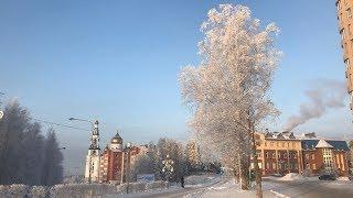Зима в Югре ещё как минимум сутки не уступит свои права весне