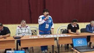 Олимпийцы встретились с колымскими студентами