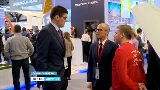 Глава Удмуртии подвел итоги участия Удмуртии в Санкт-Петербургском экономическом форуме