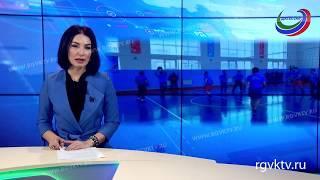 В Дагестане прошли соревнования по волейболу среди сотрудников МЧС республики