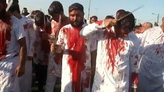 Шииты Ирака отмечают Ашуру