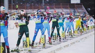 В Ханты-Мансийске прошёл финал суперспринта Кубка IBU