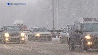 МЧС предупреждает: в Башкирию придет метель с сильным ветром
