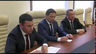 Дмитрий Миронов обсудил вопросы развития бокса в регионе с представителями Федерации