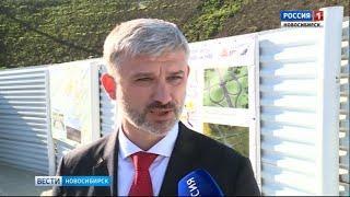 Глава Минтранса РФ похвалил дороги в Новосибирской области