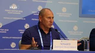 Главный тренер ФК «Нижний Новгород» о положении клуба в настоящий момент