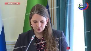 Врио Главы РД Владимир Васильев провел совещание по вопросам имущественного комплекса Дагестана