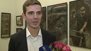 В ростовском музее ИЗО до 16 декабря проходит выставка художника Александра Савеленко