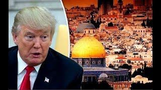 """Завтра ИЗРАИЛЯ """"не станет""""! Палестинцы готовят 100.000 тысячную демонстрацию против США и Израиля"""
