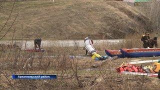 Стали известны подробности трагедии на реке Лемеза, где погиб турист
