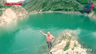 Чиркейское водохранилище в 2017-м посетило больше 200 тыс.туристов. Чем недовольны местные жители?