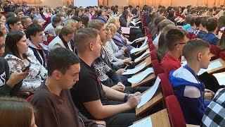 Жители Мордовии написали географический диктант