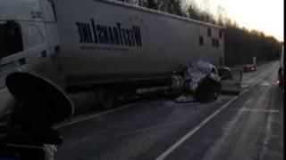 Серьезное ДТП на Костромском шоссе: есть погибшие