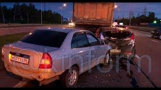 Нетрезвый водитель устроил ДТП с пострадавшими.