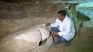 Найден жреческий некрополь начала эпохи Птолемеев