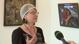 В Костроме открылась выставка художника Виктора Шлюндина