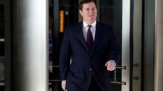 Новые обвинения против Пола Манафорта