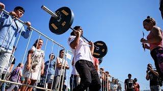 Югорчане увидели фестиваль экстремальных видов спорта