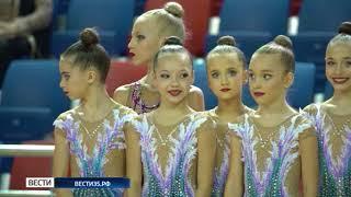 Гендиректор «ФосАгро» вручил победителям Кубок президента федерации художественной гимнастики Москвы