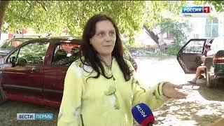 Сгоревший на улице Б.Хмельницкого дом восстановление не подлежит