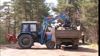 В Ярославской области обсудили проблему несанкционированных свалок в лесах
