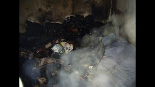 УЖАС В КЕМЕРОВО ТЦ ЗИМНЯЯ ВИШНЯ - Пожар начался в детской площадке.