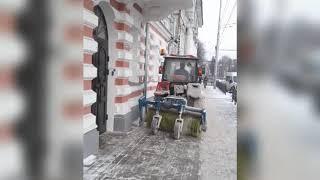 Глава Ярославля Владимир Волков недоволен уборкой города после снегопада