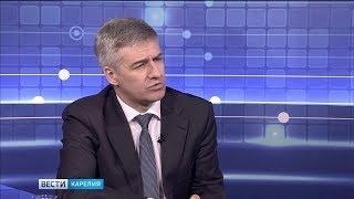 Глава Карелии объяснил причину разрушения дорог Петрозаводска