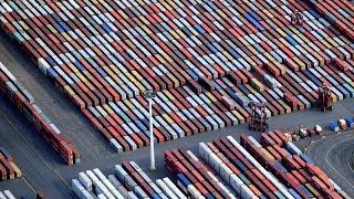 Экономика Германии растёт 5-й год подряд