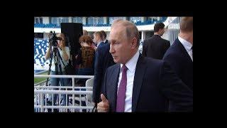Президент России Владимир Путин прокомментировал изменения в пенсионном законодательстве РФ