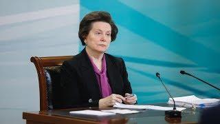 Губернатор Югры ответила на 50 вопросов журналистов
