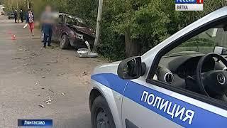 С начала года в ДТП постирали 174 жителя Кирова (ГТРК Вятка)