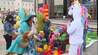 В Пензе «Дом.ru» организовал для детей большой праздник