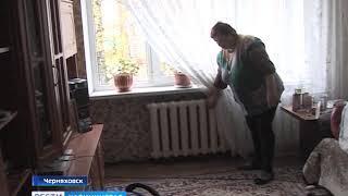 В Черняховске отопительный сезон стартовал без тепла