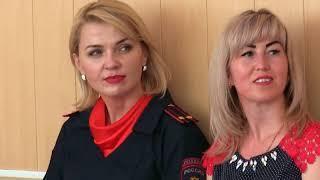 Крымские спортсмены и правоохранители напомнили детям об активном образе жизни