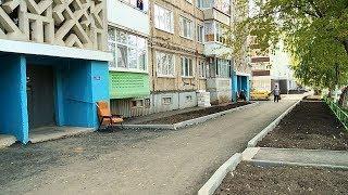 Мэр против  Петр Тултаев раскритиковал ремонт двора на Бибиной в Саранске