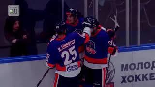Хоккеисты «Зауралья» проиграли на выезде «СКА-Неве»