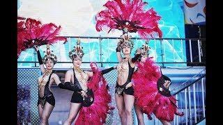 Карнавал в Геленджике — 2018