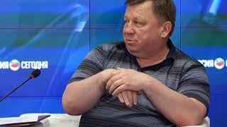 Игорь Лукашев рассказал о главных событиях и озвучил задачи