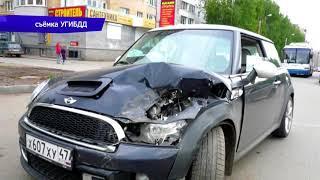 Обзор аварий  Пьяный на Ауди в кювете