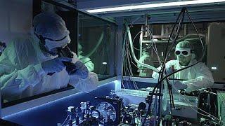 В Чехии готовятся запустить мощнейший лазер в мире