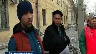 Ищут девочку в Комсомольске