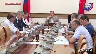 В правительстве республики обсудили поддержку малого и среднего бизнеса